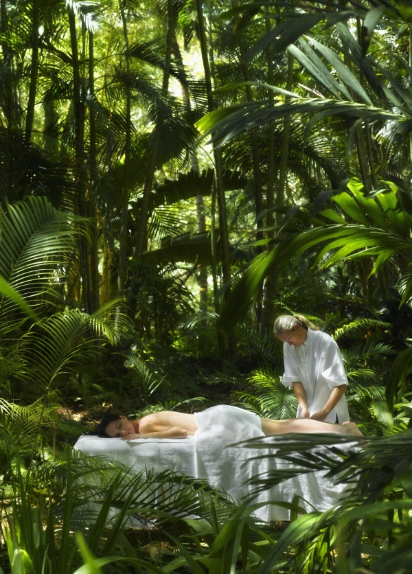 One&Only Hayman Island_Rainforest Massage