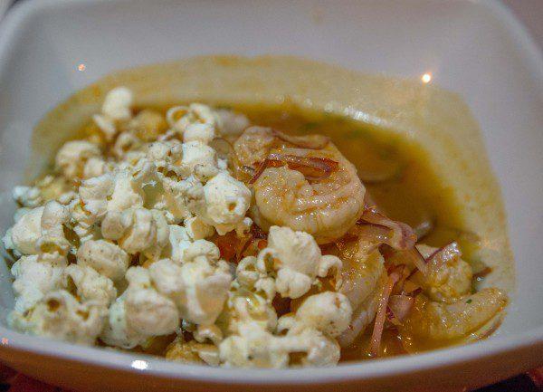 Novos pratos do Suri