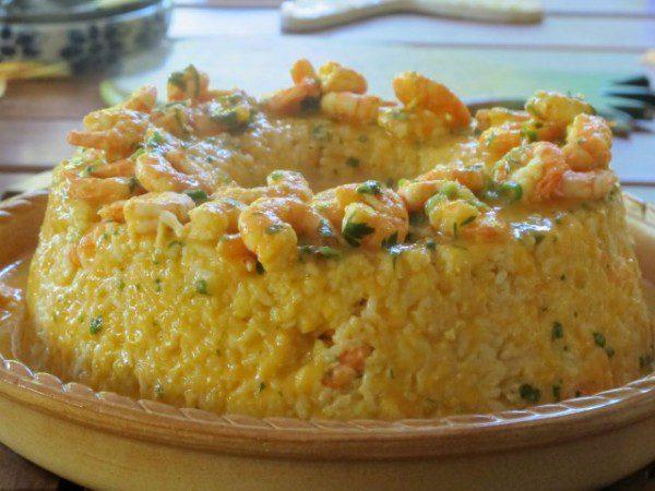 arroz cremoso-com-camarao