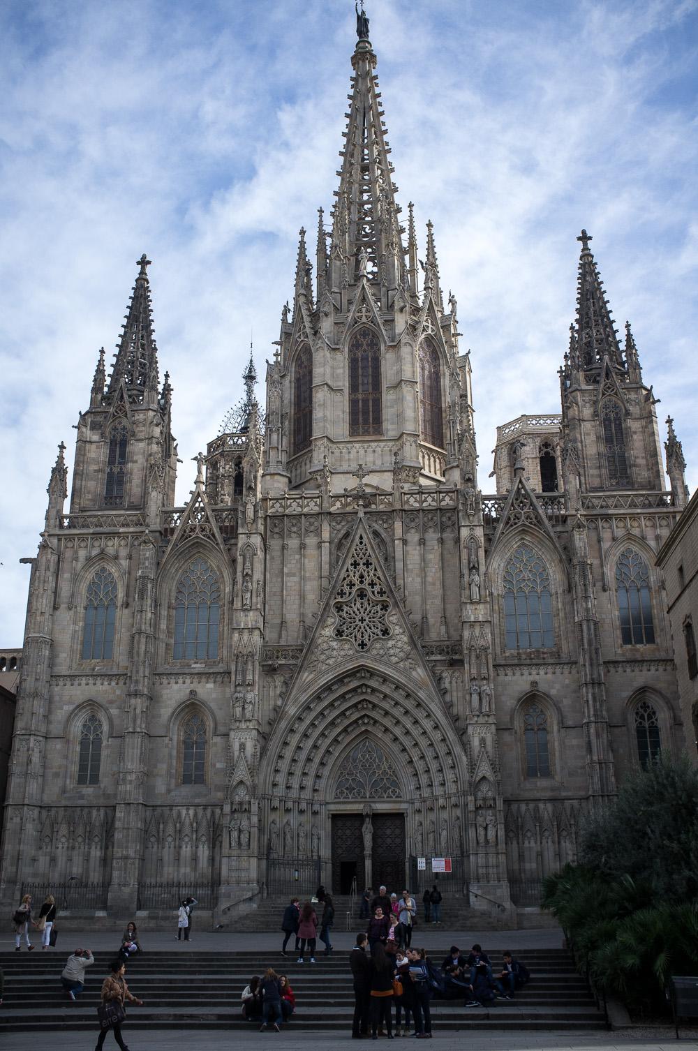 Barcelona – Guia de Viagem