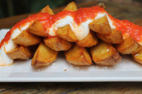 batatas bravas - brado restaurante