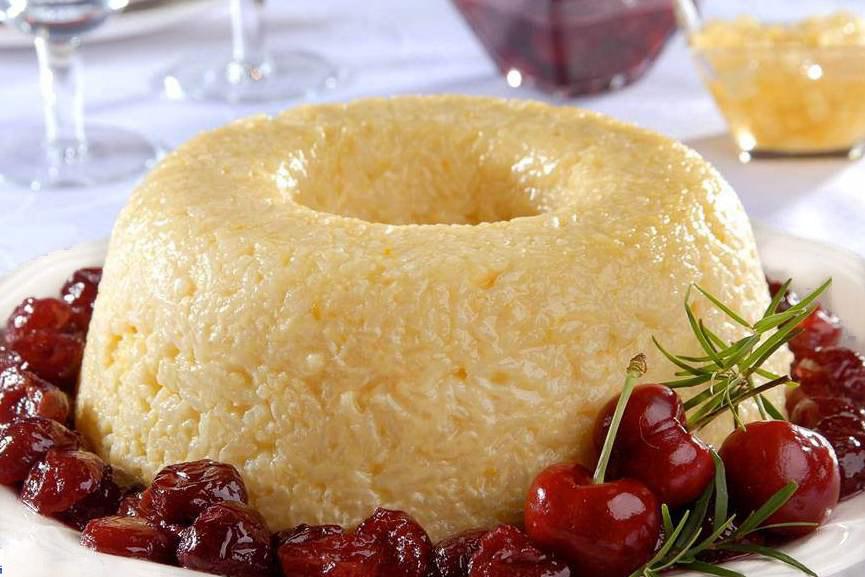 Pudim de Arroz – Sobremesa para a ceia de Natal