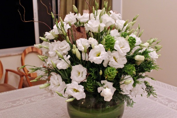 arranjo beco das flores