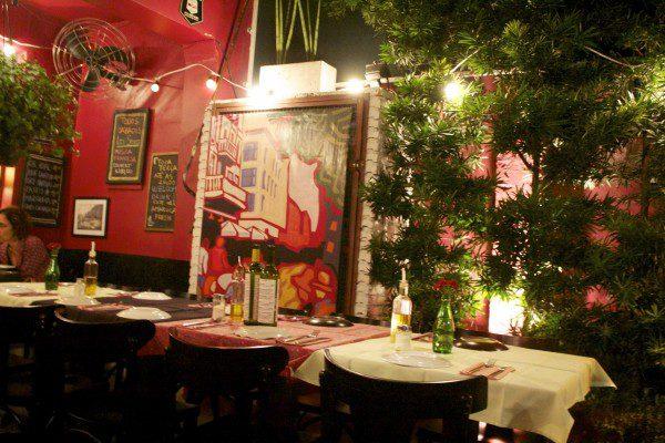 restaurante l'apero vila madalena