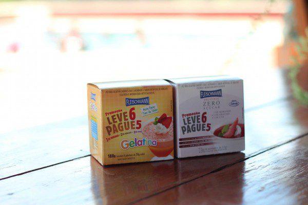 gelatina pack fleischmann
