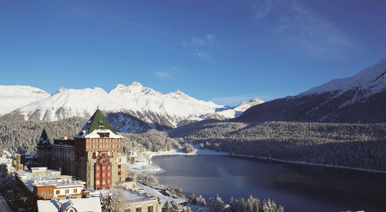 Badrutt's Palace Hotel – St. Moritz