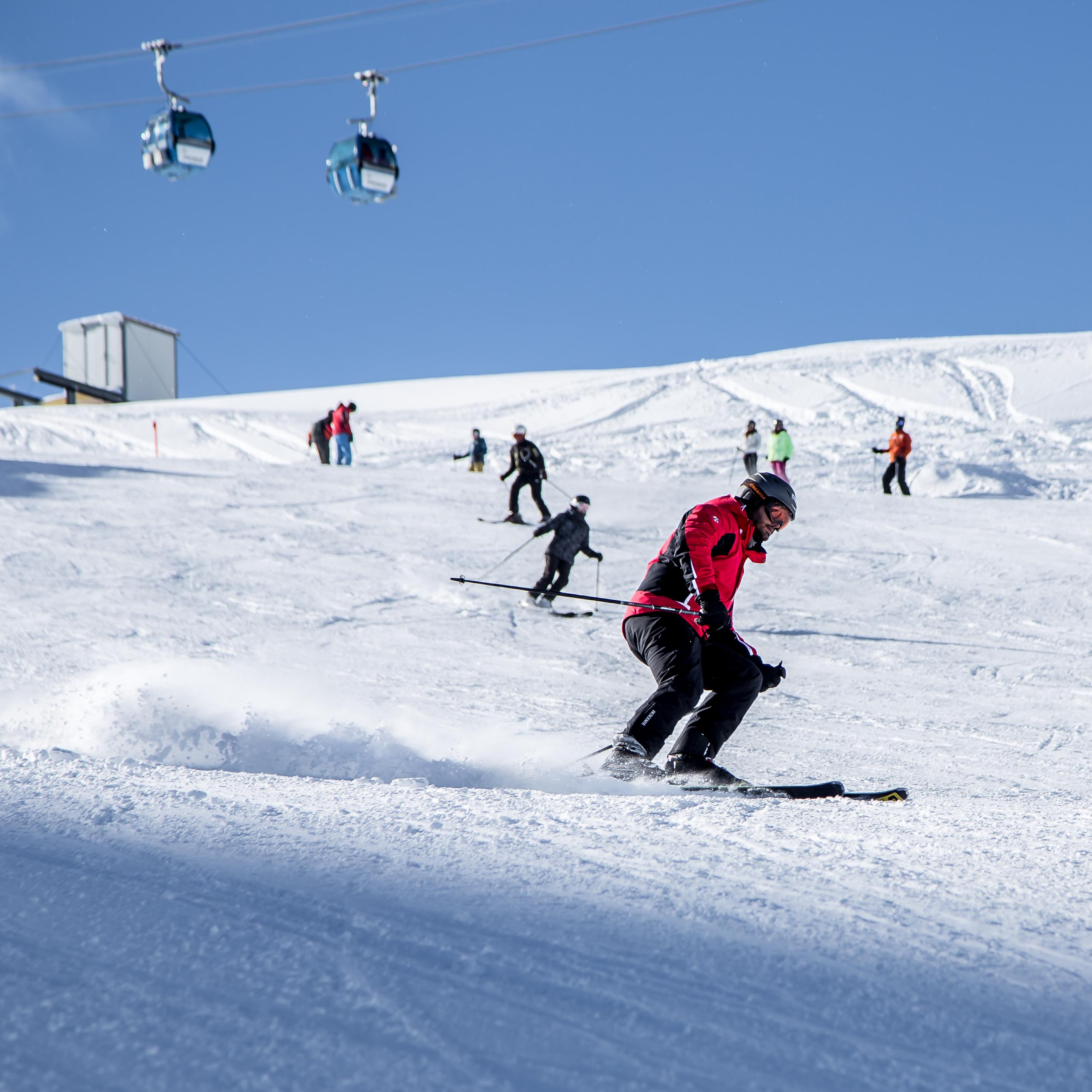 Ski em Davos