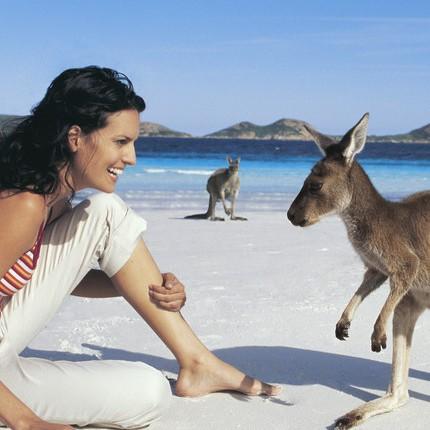 De roteiros de aventura a passeios luxuosos: a Austrália vista por todos os lados!