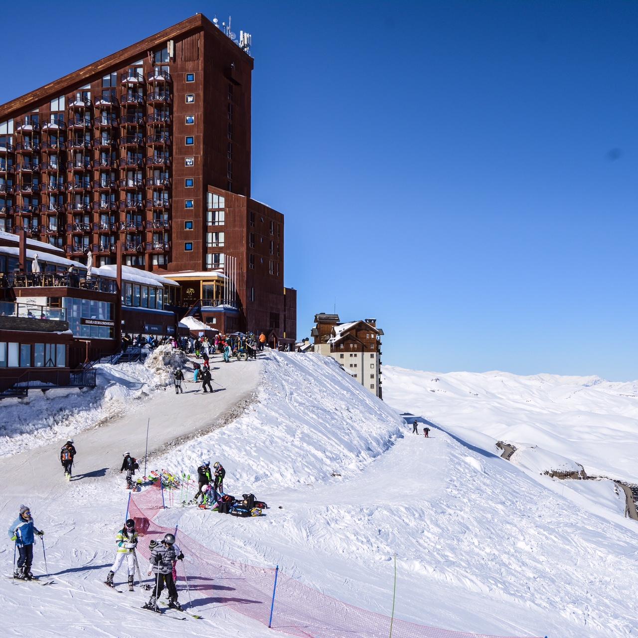Valle Nevado – conheça esta estação de ski