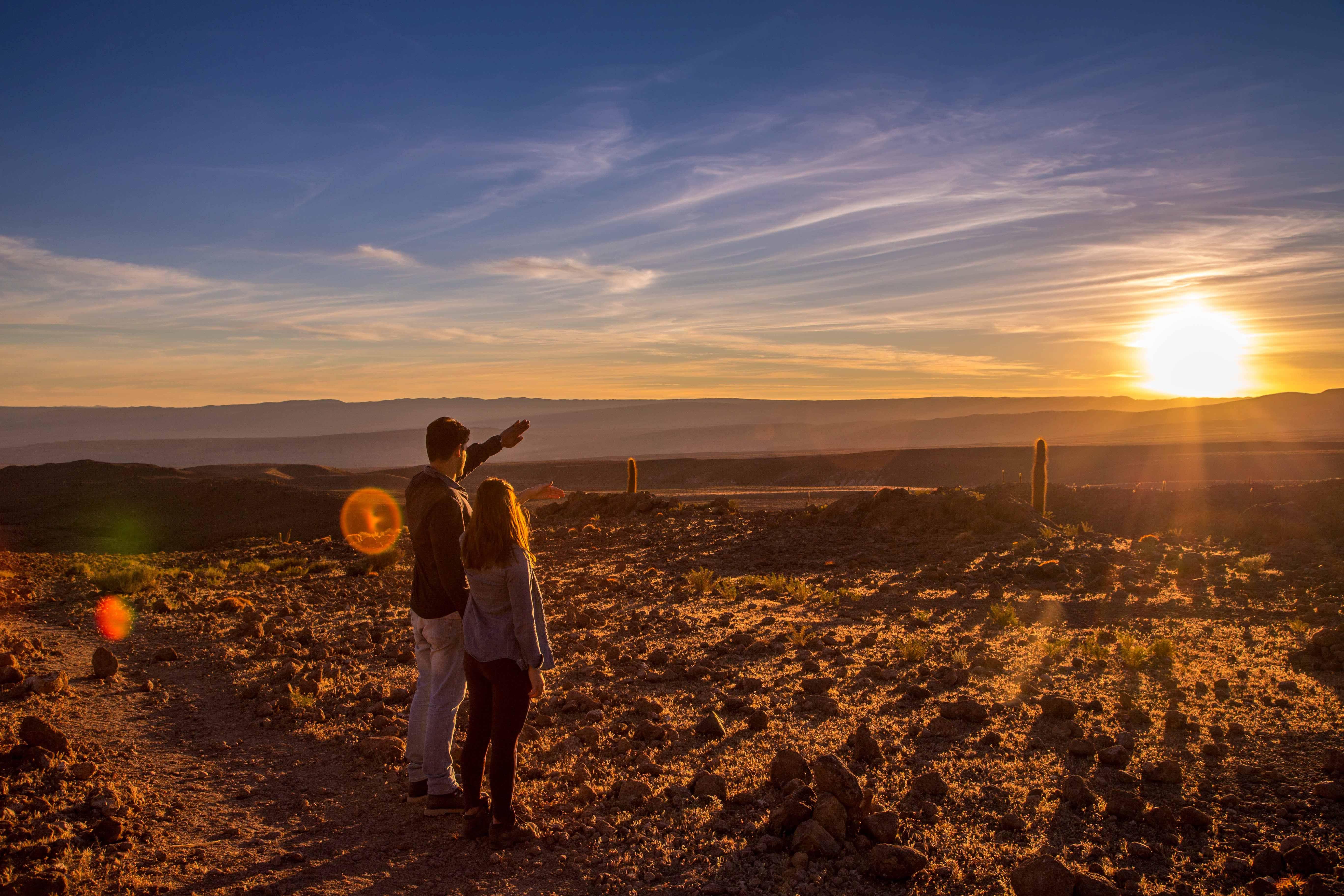 Passeios para fazer no Deserto do Atacama
