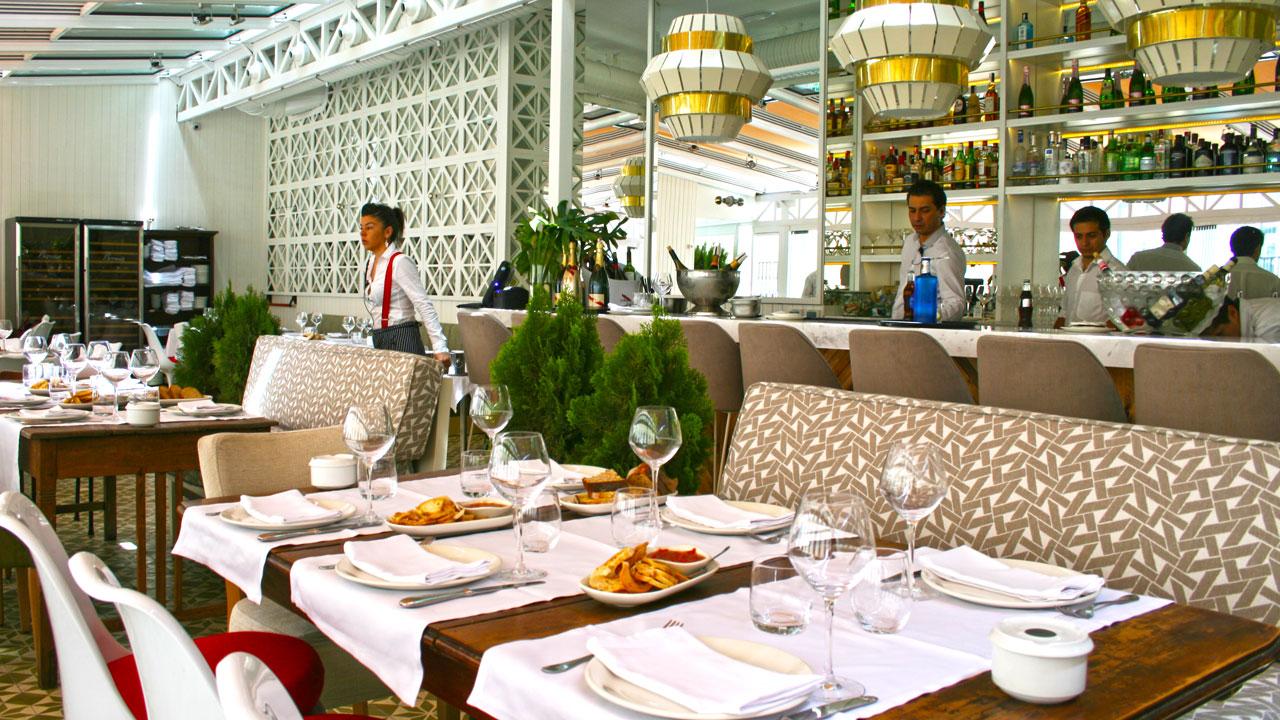 15 restaurantes para visitar em Madrid