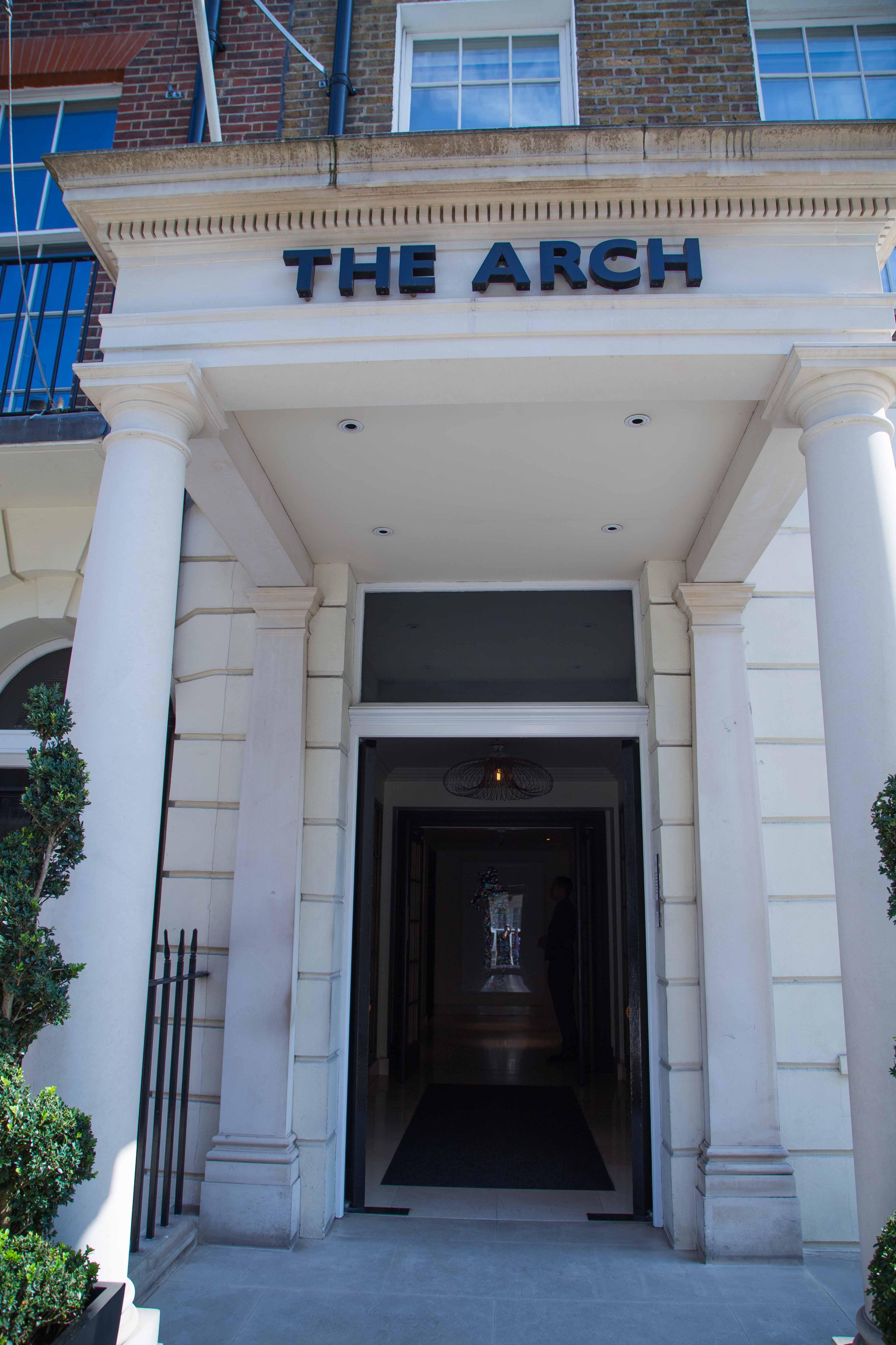 the arch entrada_