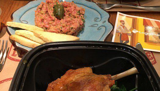 ICI Brasserie agora com um delivery perfeito feito pela Loggi!