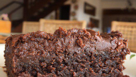 Bolo Mud Cake